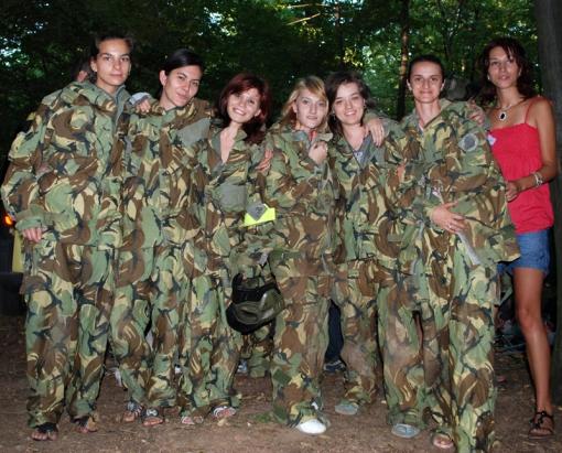 echipa fete